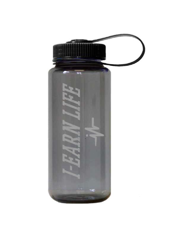 I-EarnLife Clear Plastic Water Bottle