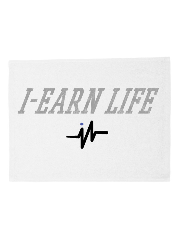 I-EarnLife Gym Towel