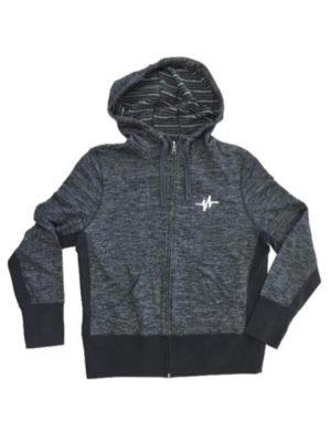 Women's Sweatshirt Zip Hoodie Front